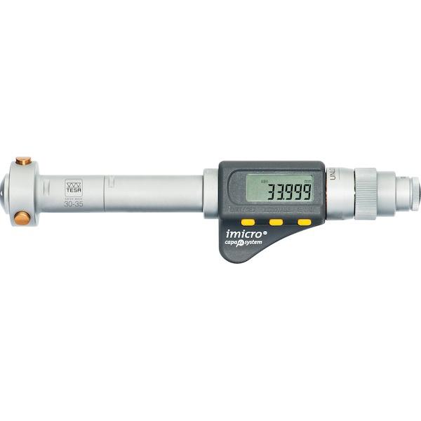 Micr metro de interiores de 3 puntos digital imicro herramientas industriales - Micrometro de interiores ...